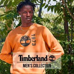 Оферти за Дрехи и обувки в каталога Timberland от ( Повече от 1 месец)