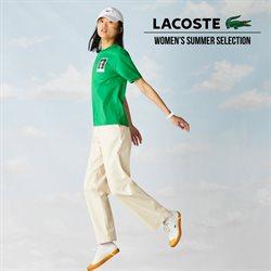 Оферти за Lacoste в каталога Lacoste от ( Остават 9 дни)