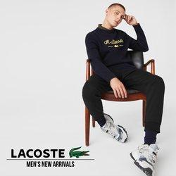Оферти за Lacoste в каталога Lacoste от ( Повече от 1 месец)
