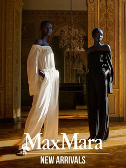 Оферти за Дрехи и обувки в каталога MAX MARA от ( Току що публикуван )