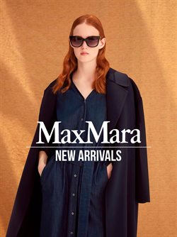 Оферти за MAX MARA в каталога MAX MARA от ( Остават 22 дни)