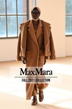 Оферти за Дрехи и обувки в каталога MAX MARA от ( Току що публикувано)