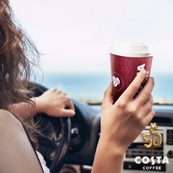 Оферти за Ресторанти в каталога COSTA COFFEE от ( Изтича днес)