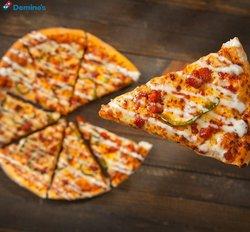 Оферти за Ресторанти в каталога Domino's Pizza от ( Остават 5 дни)