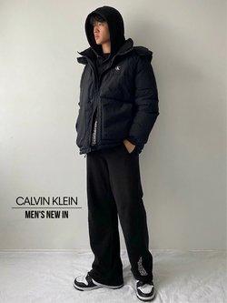 Оферти за Calvin Klein в каталога Calvin Klein от ( Повече от 1 месец)