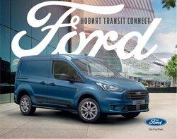 Оферти за Ford в каталога Ford от ( Повече от 1 месец)