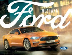Оферти за Автомобили в каталога Ford от ( Повече от 1 месец)