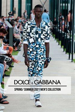 Оферти за Дрехи и обувки в каталога Dolce & Gabbana на в Шумен ( Повече от 1 месец )