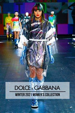 Оферти за Дрехи и обувки в каталога Dolce & Gabbana на в Вълчедръм ( Остават 19 дни )