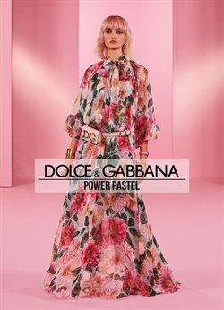 Оферти за Dolce & Gabbana в каталога Dolce & Gabbana от ( Повече от 1 месец)