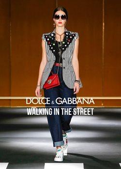 Оферти за Дрехи и обувки в каталога Dolce & Gabbana от ( Повече от 1 месец)