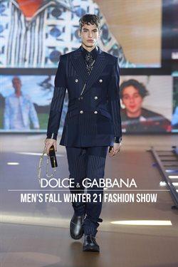 Оферти за Dolce & Gabbana в каталога Dolce & Gabbana от ( Остават 19 дни)