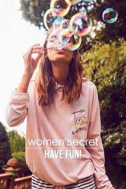 Оферти за Women'Secret в каталога Women'Secret от ( Повече от 1 месец)