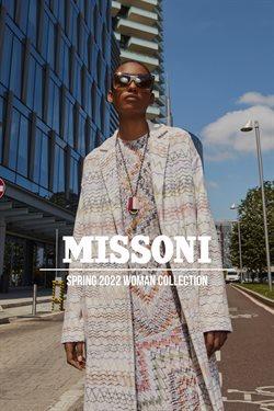 Оферти за Missoni в каталога Missoni от ( Остават 27 дни)