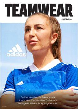 Оферти за Спорт в каталога ADIDAS на в Пазарджик ( Повече от 1 месец )