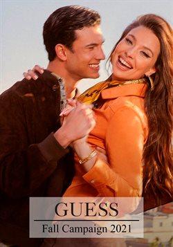 Оферти за Guess в каталога Guess от ( Повече от 1 месец)