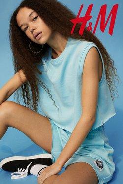 Оферти за Дрехи и обувки в каталога H&M от ( Повече от 1 месец)