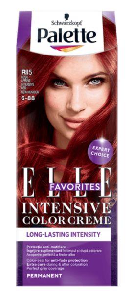 Оферта на Боя за коса PALETTE ICC R15 Наситено Червен за 5,49 лв.
