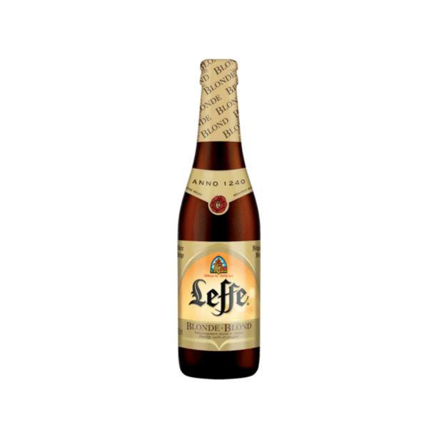 Оферта на Бира LEFFE blond 6.6% ow бутилка 330мл за 2,39 лв.