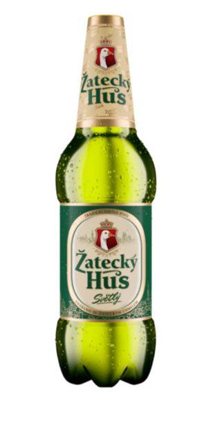 Оферта на Бира Zatecky Hus 5% 1л за 1,69 лв.