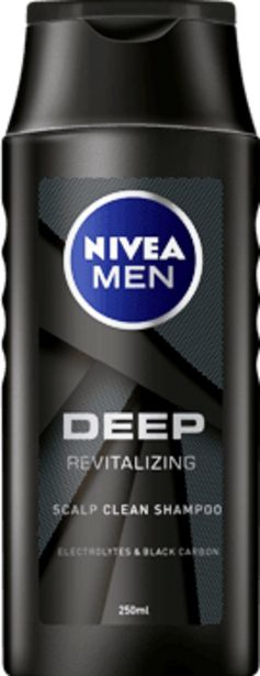 Оферта на Шампоан NIVEA Deep 250 мл за 6,79 лв.