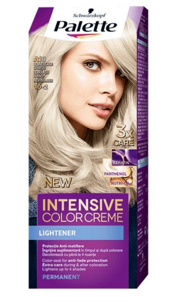 Оферта на Боя за коса PALETTE ICC А10 Ултра Пепел Рус за 5,49 лв.