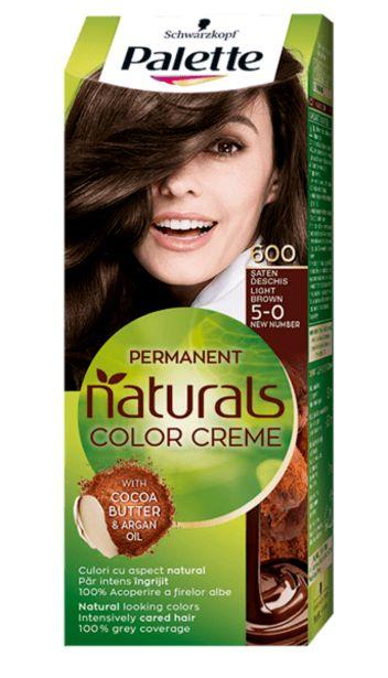 Оферта на Боя за коса PALETTE PNC 600 Светло кафяв за 3,29 лв.