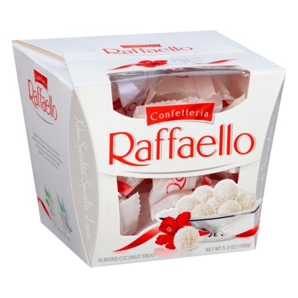 Оферта на Бонбони RAFFAELLO 150 г за 4,49 лв.
