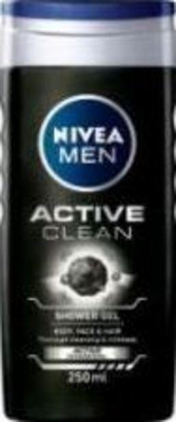 Оферта на Душ гел NIVEA Active Clean 250 мл за 5,79 лв.