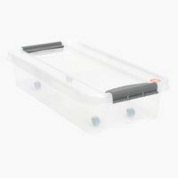 Оферта на Кутия за под легло PROBOX 31л с капак за 26,99 лв.