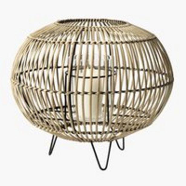 Оферта на Фенер EGEHJORT Ø32xВ26 см бамбук за 44,99 лв.