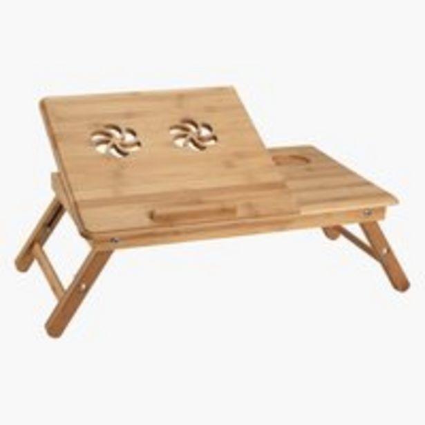 Оферта на Поставка за лаптоп THEM бамбук за 45 лв.