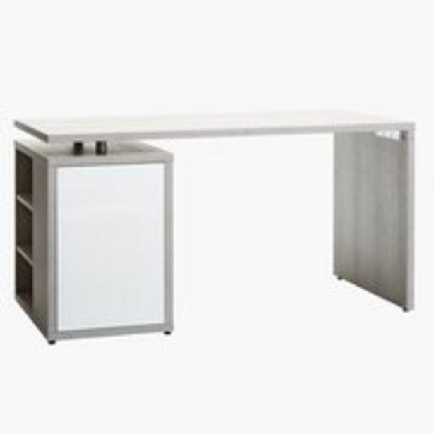 Оферта на Бюро ULLITS 69x140 цвят бетон/гланц за 499 лв.
