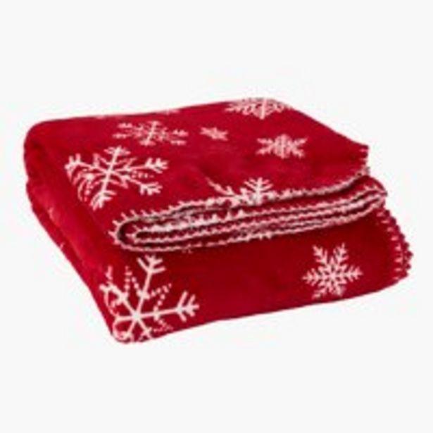 Оферта на Одеяло ISTAPP 130x170 червено за 13,5 лв.