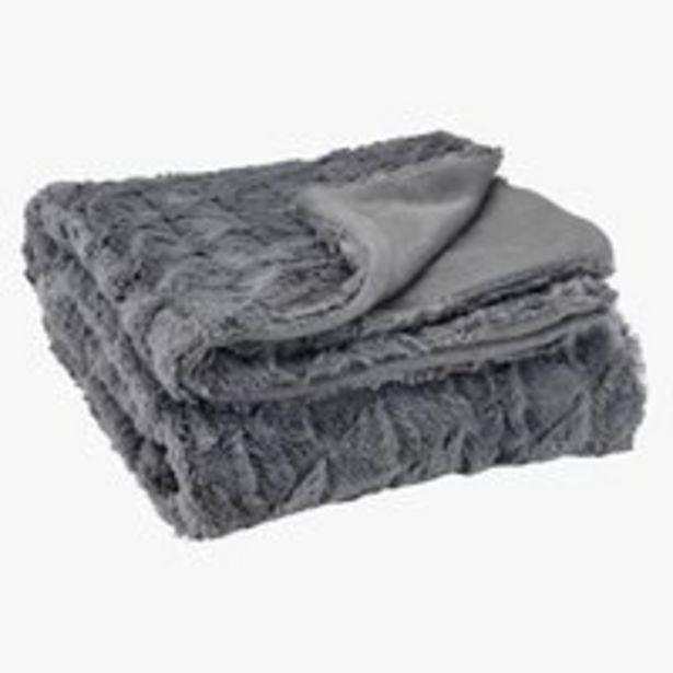 Оферта на Одеяло STENROS 130x170 сиво за 49,99 лв.