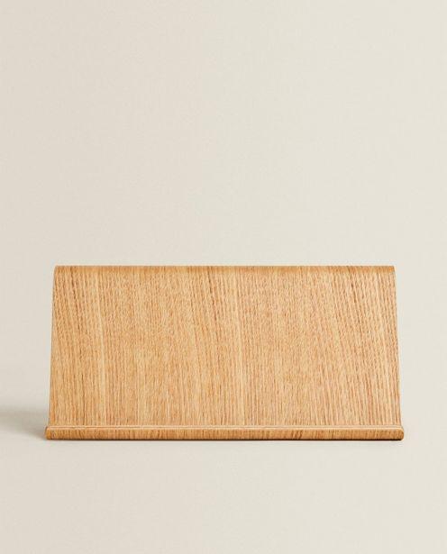 Оферта на Дървена Поставка За Таблет Или Книга за 22,95 лв.