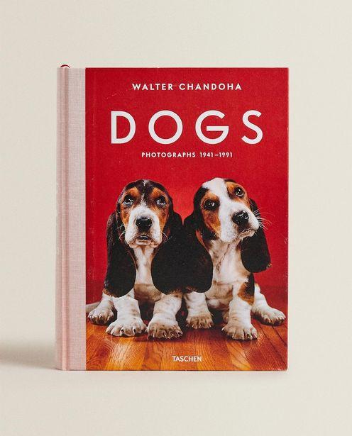 "Оферта на Книга ""Dogs By Walter Chandoha"", Изд. Taschen за 89,95 лв."