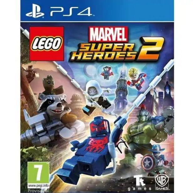 Оферта на PS4 LEGO MARVEL SUPER HEROES 2 за 49,99 лв.