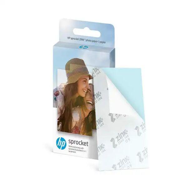 Оферта на HP ZINK PAPER 20 SHEETS 2x3 за 35 лв.