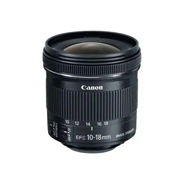 Оферта на CANON EFS10-18MM IS STM за 499 лв.