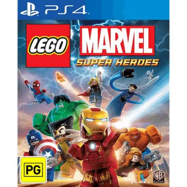 Оферта на PS4 LEGO MARVEL'S AVANGERS за 39,99 лв.