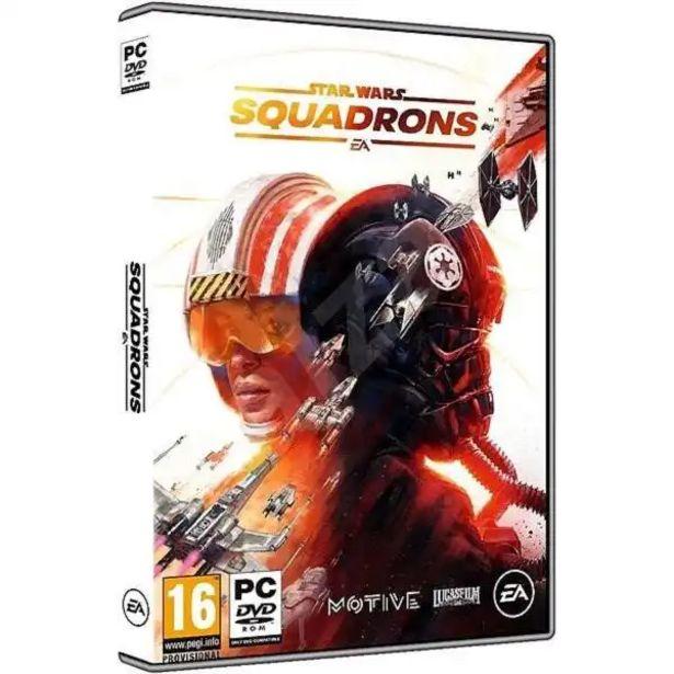 Оферта на PC STAR WARS: SQUADRONS за 59,9 лв.