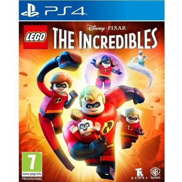 Оферта на PS4 LEGO THE INCREDIBLES за 35 лв.
