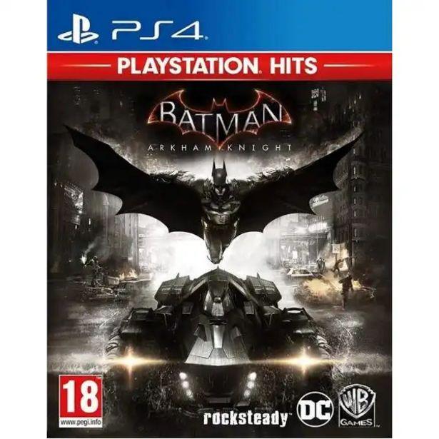 Оферта на PS4 BATMAN: ARKHAM KNIGHT за 39,99 лв.