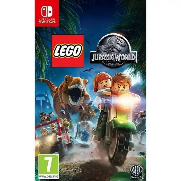Оферта на SWITCH LEGO JURASSIC WORLD за 79,99 лв.