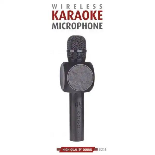 Оферта на DIVA E203 BLUETOOTH KARAOKE MICROPHONE за 49,99 лв.