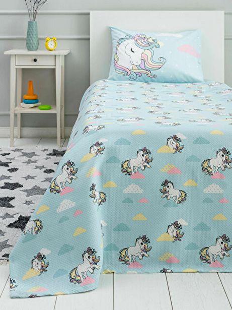 Оферта на Детско покривало за легло пикирано за 26,99 лв.