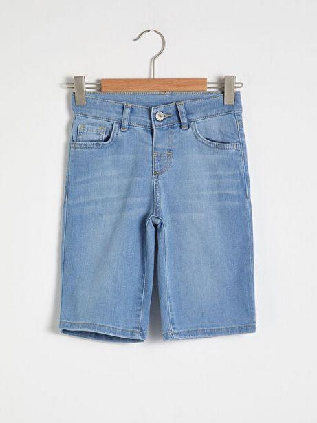 Оферта на Къси дънкови панталони за 9,99 лв.