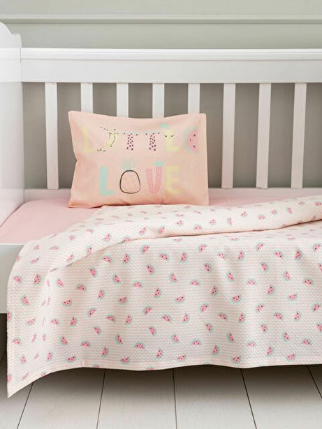 Оферта на Бебешко покривало за легло пикирано за 14,99 лв.