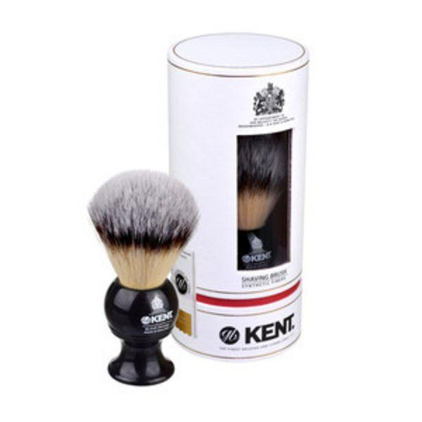 Оферта на KENT Четка за бръснене BLK4S - черна Small Synthetic за 69,9 лв.